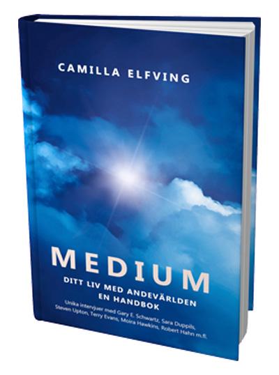 Medium, en bok av Camilla Elfving